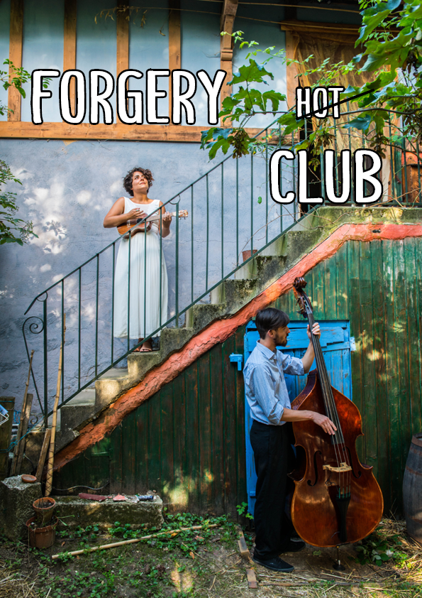 Duo Accoustique Jazz -Forgery Club