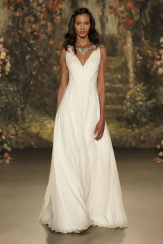 Robe de mariée Luciana par Jenny Packham collection 2016