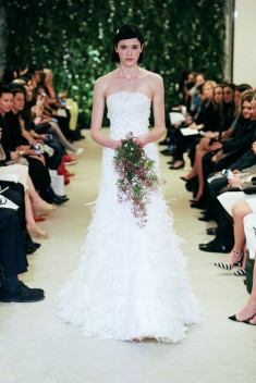 Robe de mariée Janae par Carolina Herrera collection 2016