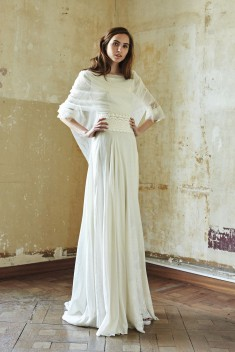Robe de mariée Bety par Ir de Bundo collection 2017