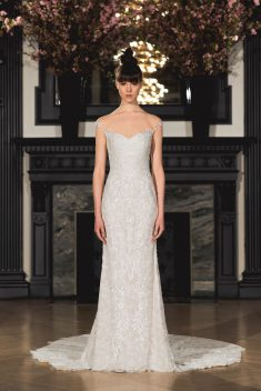 Robe Aubrey par Ines di Santo collection 2019