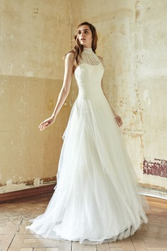 Robe de mariée Bea par Ir de Bundo collection 2017