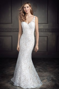 Robe de mariée BE326 par Ella Rosa collection 2017