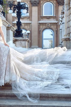 Robe de mariée Elizabeth par Galia Lahav collection Ivory Tower 2016