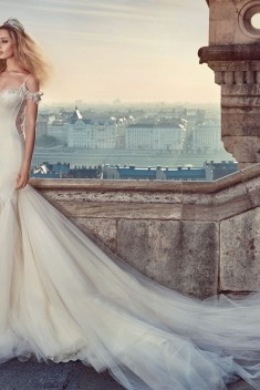 Robe de mariée Diana par Galia Lahav collection Ivory Tower 2016
