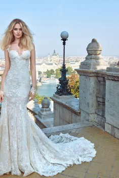 Robe de mariée Gwen par Galia Lahav collection Ivory Tower 2016