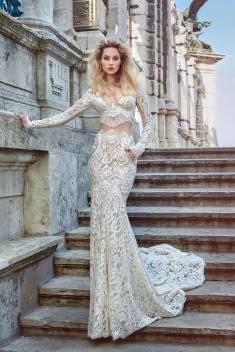 Robe de mariée Morgan par Galia Lahav collection Ivory Tower 2016