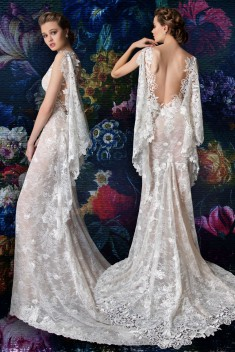 Robe de mariée Zyanya par Complice Stalo Theodorou collection Couture Bridal 2016