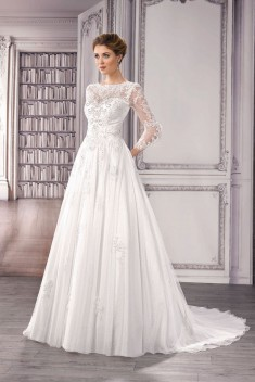 Robe de mariée 17401 par Collector collection 2017