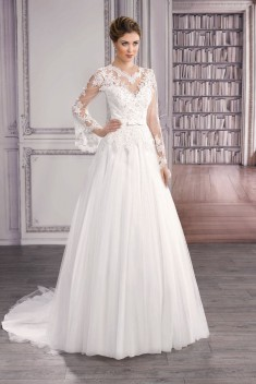 Robe de mariée 17402 par Collector collection 2017