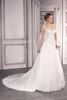 Robe de mariée 17404 par Collector collection 2017