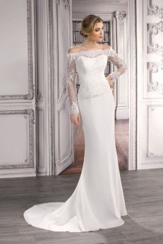 Robe de mariée 17407 par Collector collection 2017