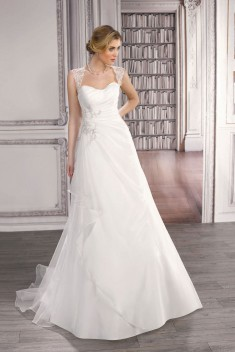 Robe de mariée 17408 par Collector collection 2017