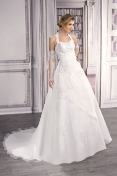 Robe de mariée 17409 par Collector collection 2017