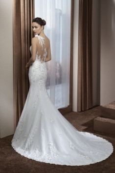 Robe de mariée 182-07 par Divina Sposa collection 2018