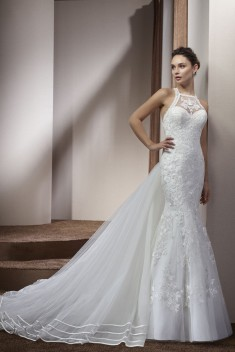 Robe de mariée 182-13 par Divina Sposa collection 2018