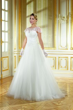 Robe de mariée 184-01 par Collector collection 2018