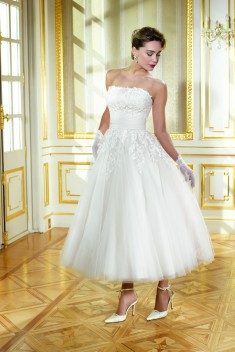 Robe de mariée 184-04 par Collector collection 2018