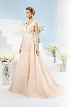 Robe de mariée 185-07 par Just For You collection 2018