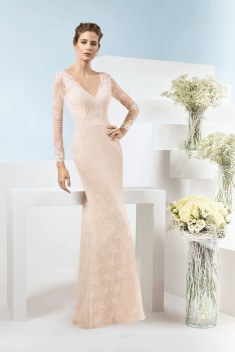 Robe de mariée 185-12 par Just For You collection 2018