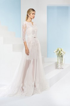 Robe de mariée 185-15 par Just For You collection 2018