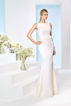 Robe de mariée 185-20 par Just For You collection 2018