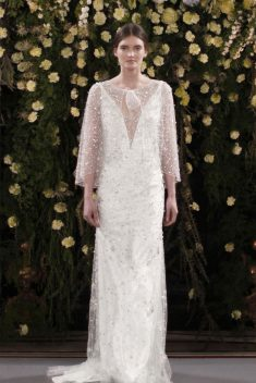 Robe Moonflower & Meadow par Jenny Packham collection 2019