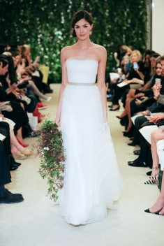 Robe de mariée Joni par Carolina Herrera collection 2016
