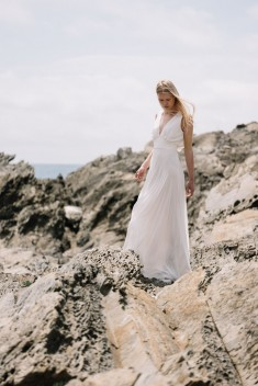 Robe de mariée Look 1 par Marta Marti collection MED 2018