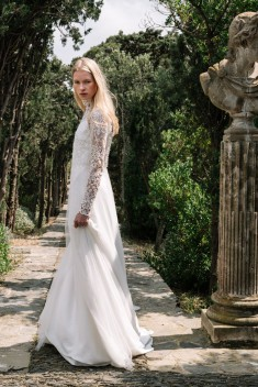 Robe de mariée Look 2 par Marta Marti collection MED 2018