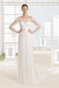 Robe de mariée WANIA par Rosa Clara collection Soft 2017