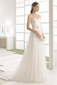 Robe de mariée WESLEY par Rosa Clara collection Soft 2017