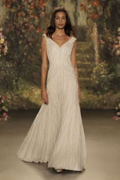 Robe de mariée Silvia  par Jenny Packham collection 2016