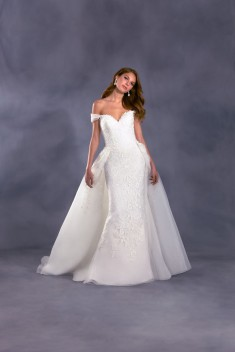 Robe de mariée Look 2 par Alfred Angelo collection Disney Fairy Tale 2018