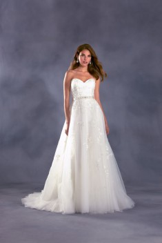 Robe de mariée Look 5 par Alfred Angelo collection Disney Fairy Tale 2018