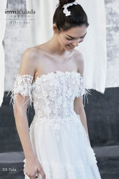 Robe TULA par Inmaculada Garcia collection 2019