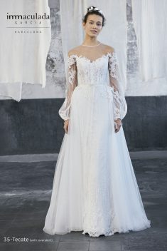 Robe TECATE par Inmaculada Garcia collection 2019