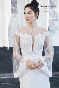 Robe XILITLA par Inmaculada Garcia collection 2019