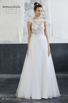 Robe TAXCO par Inmaculada Garcia collection 2019
