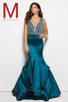 Robe de mariée 48409M par Mac Duggal collection Prom 2016