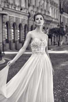Robe de mariée GALA-601 par Galia Lahav collection Gala N°1 2016