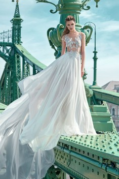 Robe de mariée GALA-602 par Galia Lahav collection Gala N°1 2016
