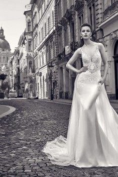 Robe de mariée GALA-610 par Galia Lahav collection Gala N°1 2016