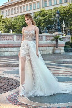 Robe de mariée GALA-611 par Galia Lahav collection Gala N°1 2016