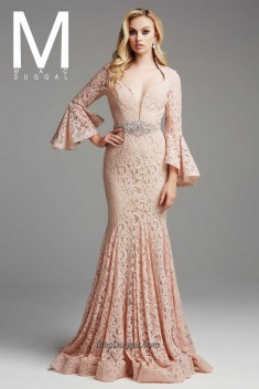 Robe de mariée 62427D par Mac Duggal collection Couture 2016