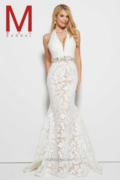 Robe de mariée 65411M par Mac Duggal collection Prom 2016