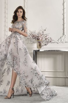 Robe Look 65 par Demetrios collection 2019