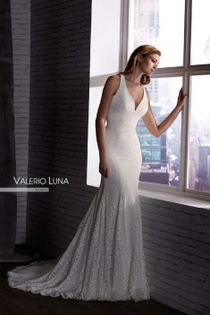 Robe de mariée Algarve par Valerio Luna collection 2018