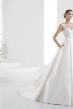 Robe de mariée Look 34 par Nicole Spose collection Aurora 2018