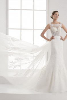 Robe de mariée Look 35 par Nicole Spose collection Aurora 2018